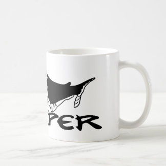 CATFISH REAPER COFFEE MUG