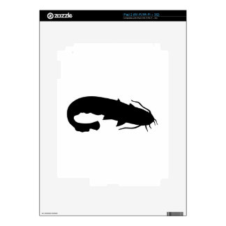 Catfish Decals For The iPad 2