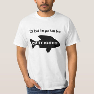 Catfish. T-Shirt