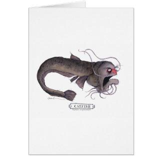 Catfish, tony fernandes card