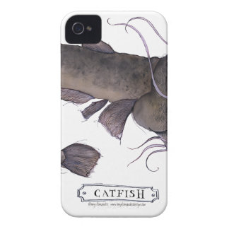 Catfish, tony fernandes iPhone 4 Case-Mate case