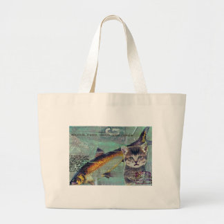 Catfishing Bolsa Tela Grande
