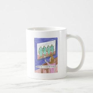 Catfishing Coffee Mug