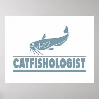 Catfishing Poster
