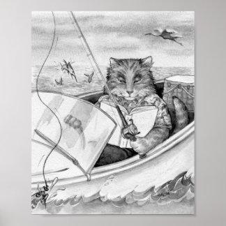 'Catfishing' Poster