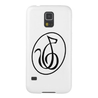 Catgut Strings Treble Clef Logo Cases For Galaxy S5