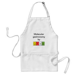 Cathal periodic table name apron
