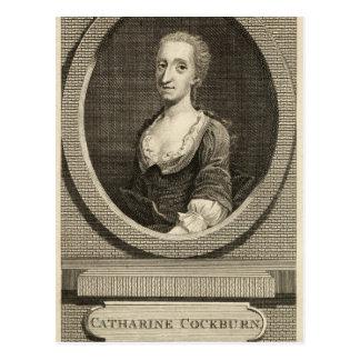 Catharine Cockburn Postcard