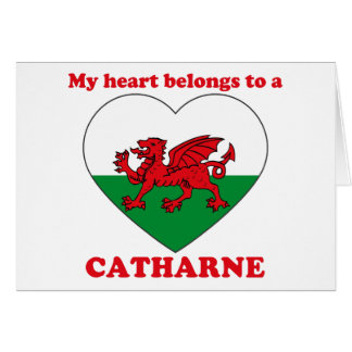 Catharne Felicitación