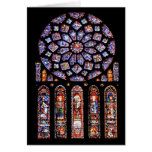 Cathdrale Notre-Dame de Chartres Greeting Card