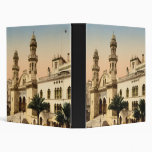 Cathedral Algiers Algeria 3 Ring Binder