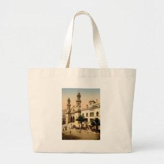 Cathedral Algiers Algeria Jumbo Tote Bag