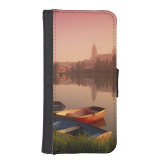 Cathedral and River Tormes, Salamanca, Castile Phone Wallet