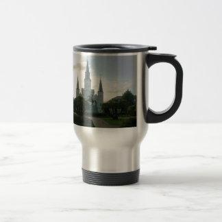 Cathedral Basilica of Saint Louis Travel Mug