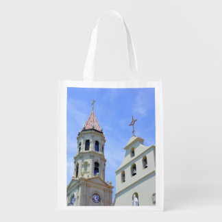 Cathedral Basilica of St. Augustine Grocery Bag