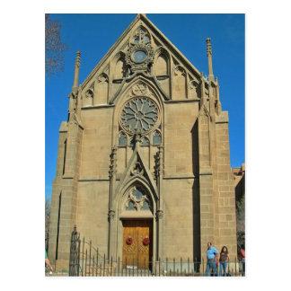 Cathedral Basilica of St. Francis Santa Fe NM 1 Postcard