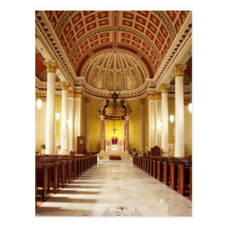 Cathedral Basilica of the Immaculate Conception Postcard