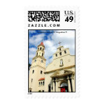 Cathedral Basilica St Augustine Florida Stamp