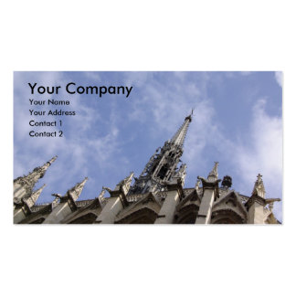 Cathedral Business Card