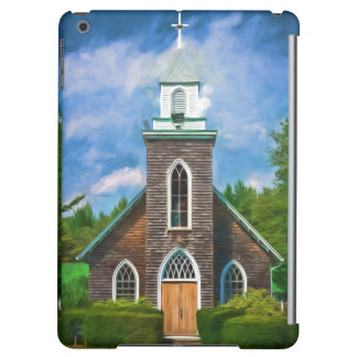 Cathedral Camp iPad Air Cover