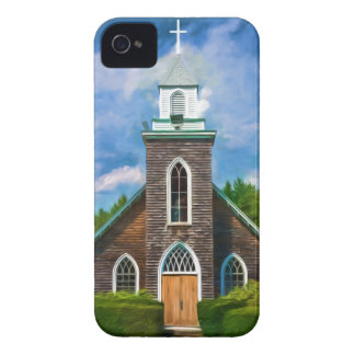 Cathedral Camp iPhone 4 Case