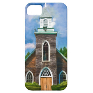 Cathedral Camp iPhone SE/5/5s Case