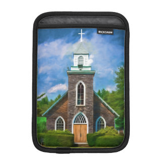 Cathedral Camp Sleeve For iPad Mini