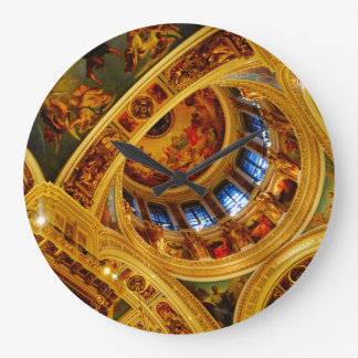 Cathedral Ceiling Large Clock