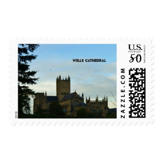 Cathedral City of Wells Somerset England Postage