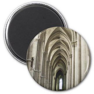 Cathedral Corridor Refrigerator Magnet