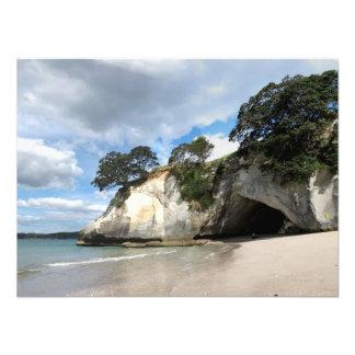 Cathedral Cove, Coromandel, New Zealand Photo Print