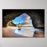 Cathedral Cove, Te Whanganui-A-Hei poster