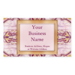 Cathedral Crucifix Business Card Template