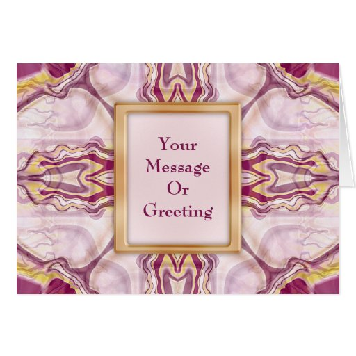 Cathedral Crucifix Greeting Cards