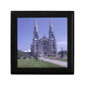 Cathedral Design Jewelry Box