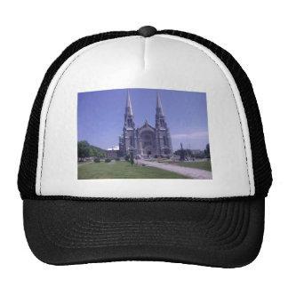 Cathedral Design Hat
