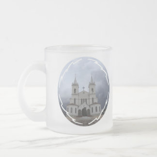 Cathedral Frosted Mug