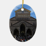 Cathedral in Amalfi Ornaments