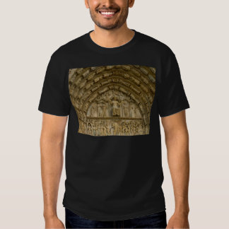 cathedral in Bourges T-shirt