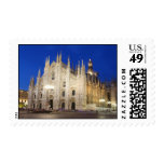 Cathedral  in Milan Postage