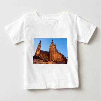 Cathedral in Prague Baby T-Shirt