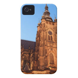Cathedral in Prague iPhone 4 Case-Mate Cases
