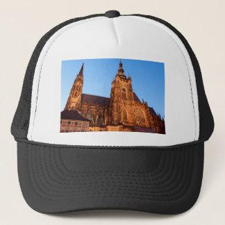 Cathedral in Prague Trucker Hat