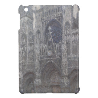 Cathedral in Rouen Portal Grey Weather by Monet Case For The iPad Mini