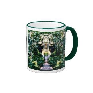 Cathedral in the Wood Coffee Mugs