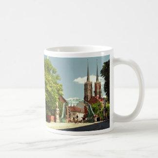 Cathedral in Wroclaw (Breslau) Coffee Mug