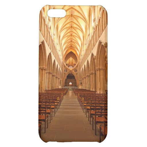 Cathedral iPhone cover iPhone 5C Case