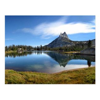 Cathedral Lake 2 - John Muir Trail - Yosemite Postcard