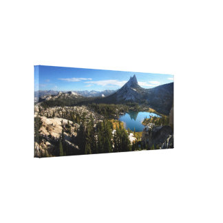 Cathedral Lake 3 - John Muir Trail - Yosemite Canvas Print