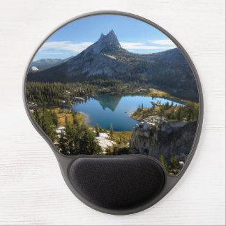 Cathedral Lake 3 - John Muir Trail - Yosemite Gel Mousepads